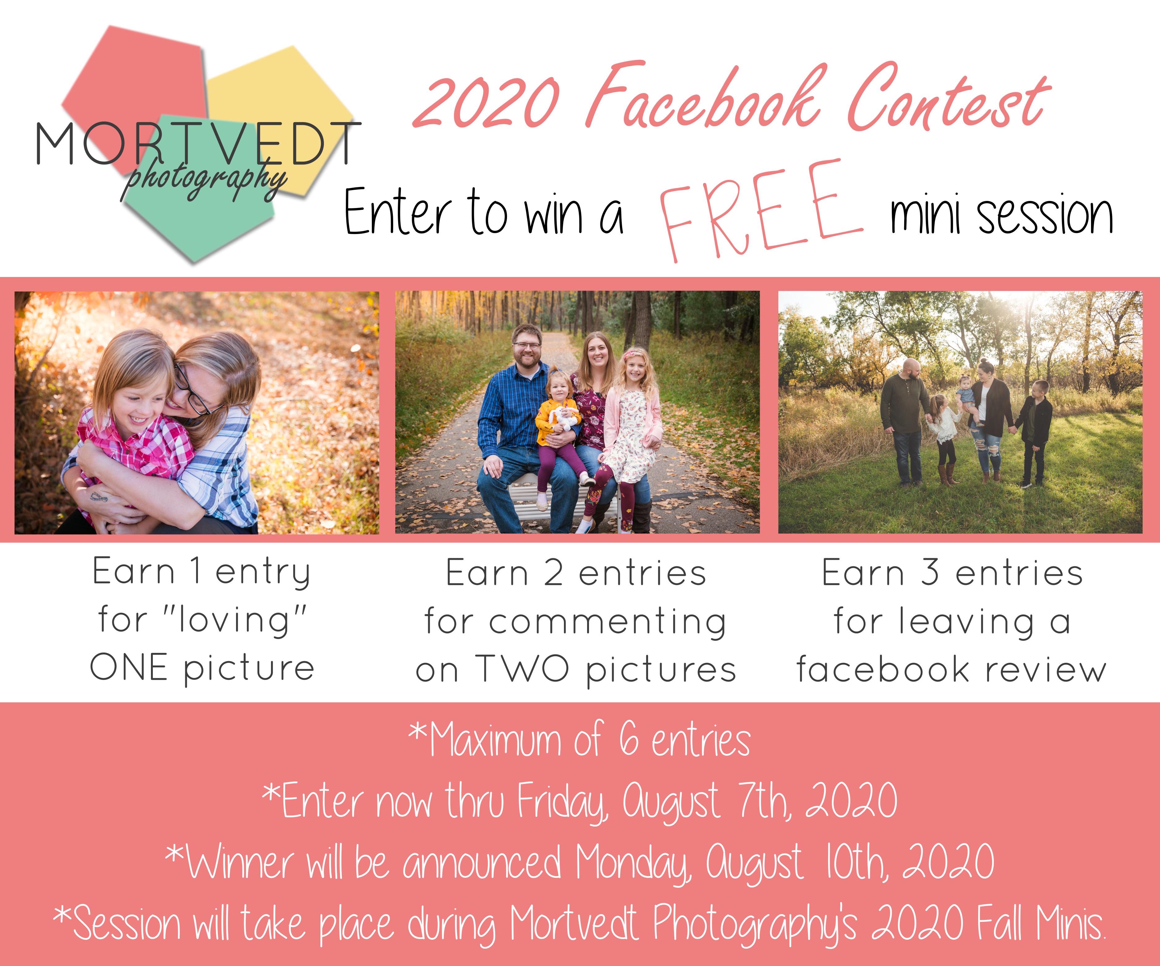 2020 Facebook Contest